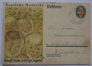 Deutsches Reich, Ganzsache Deutsche Nothilfe, 1930  (37428)