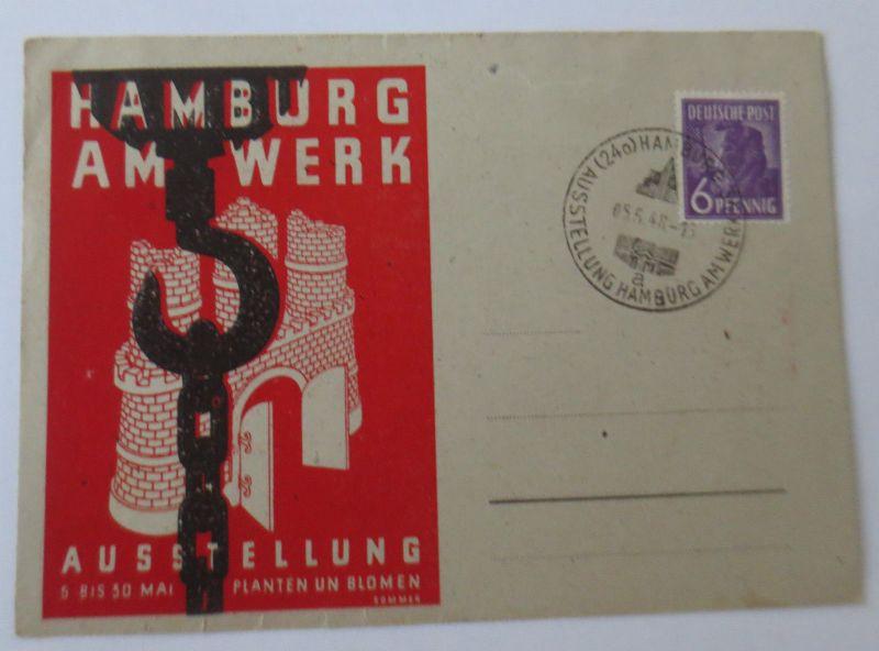 Ausstellung Hamburg am Werk 1948 (14373)