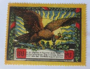 Vignetten, Arr Militär 1913  ♥ (34825)
