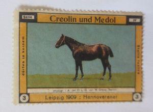 Vignetten, Creolin und Medol dürfen in keinem Stall fehlen, Leipzig,1909 ♥(6742)