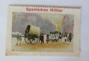 Vignetten, Spanisches Militär  1914  ♥  (29055)