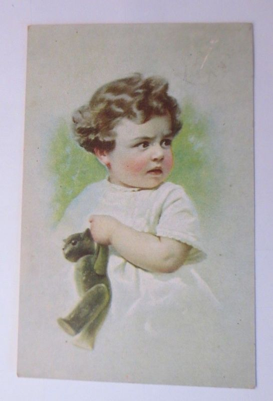 Kinder, Mode, Teddy,   1926 ♥ (21753)