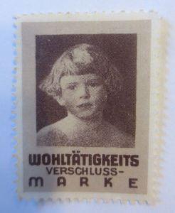 Vignetten, Wohltätigkeits Verschluss-Marke 1914♥(27556)