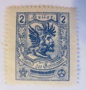 Vignetten, Bund der Germanen  1914 ♥ (6362)