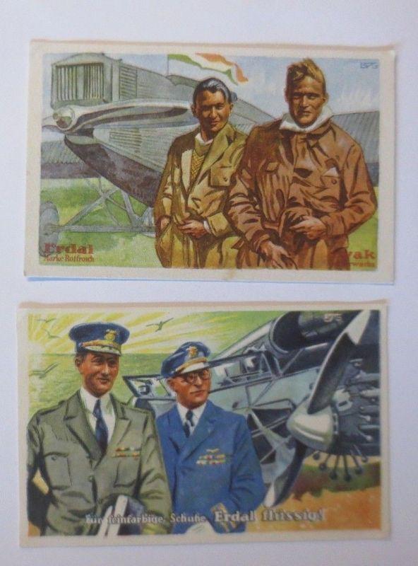 Kaufmannsbilder, Erdal-Kwak-Serienbilder, Serie 6, Bild 3,5, ♥ (51251)