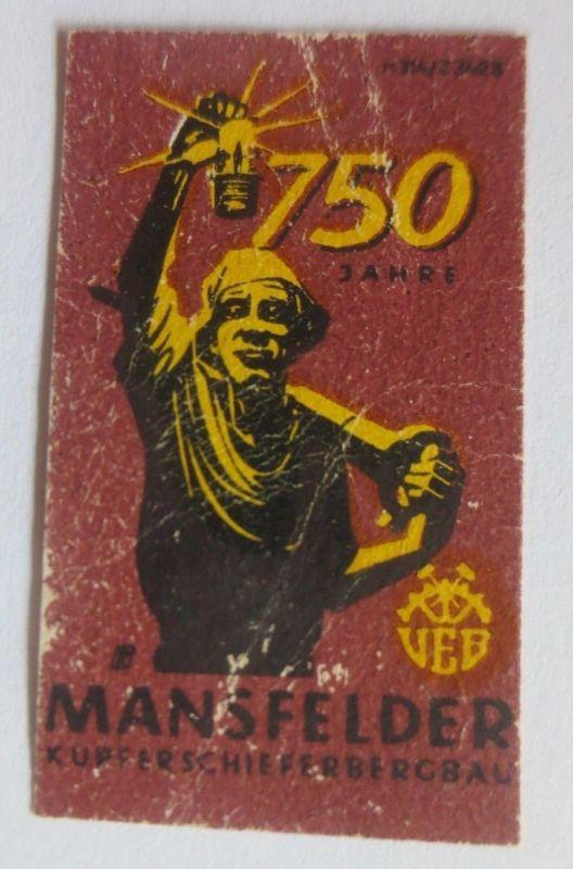 Vignetten, Mansfelder Kupferschieferbergbau, 1960 ♥ (12712)