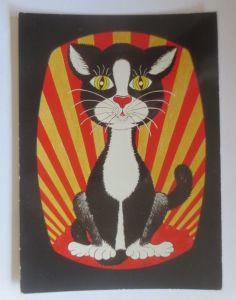 Polen Ganzsache Rote Schleife, Kommunismus (70382)