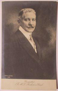 Österreich, Politik, Gesandter Freiherr von Giesl (Türkei Serbien) (27806)