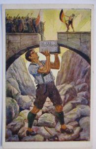 Deutschland Österreich, Sie wollen uns in Stücke hauen 1919 (19452)