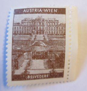 Vignetten, Österreich-Wien Belvedere, 1910  ♥  (70530)