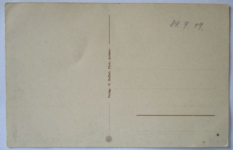 Deutsche Feldpost 17.12.1941 Feldpostnummer 01094B (22997) 1