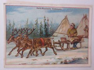 Kaufmannsbilder,  Serie Russische Volkstypen Bild 2  ♥ (63986)