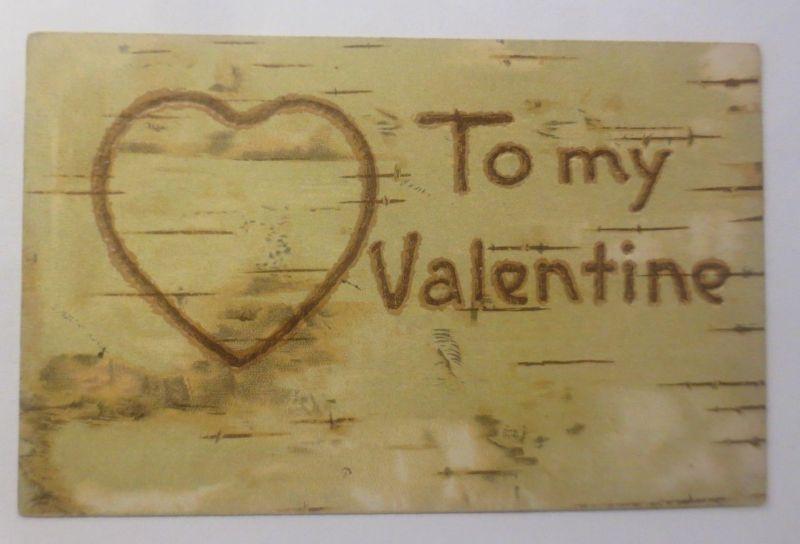 Valentinstag, Herz, 1908  ♥ (70667)