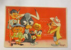 Spanien, Stierkampf, Kulleraugen, Fotoapperat,  1950 ♥ (70930)