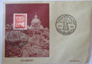 Österreich Ganzsache 18. Ballonpost Wien 1957  ZF Reklame Ono ♥ (57282)