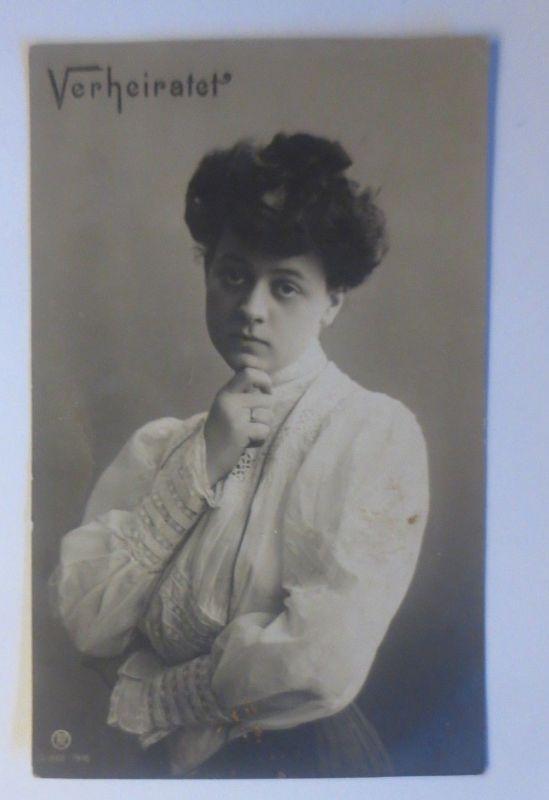 Verheiratet, Frauen, Mode, 1906  ♥ (80135)