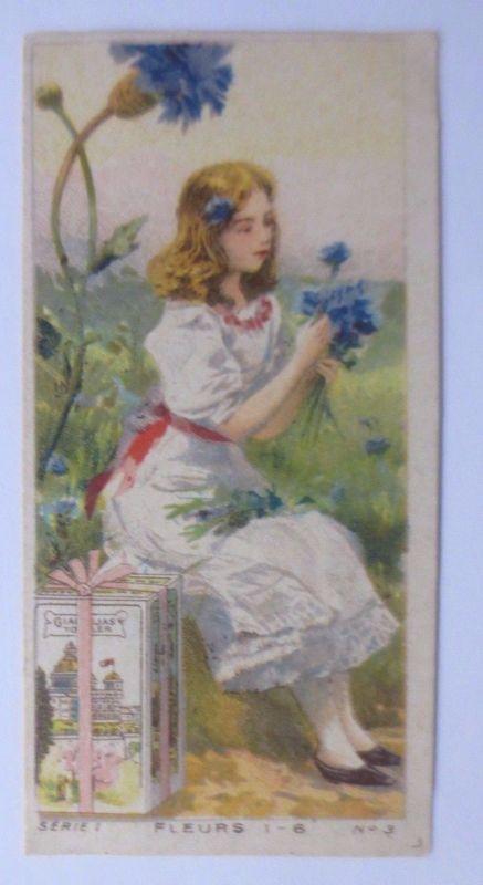 Kaufmannsbilder, Chocolat Tobler, Frauen, Mode, Serie 1    1900 ♥ (61415)