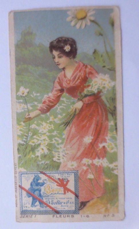Kaufmannsbilder, Chocolat Tobler, Frauen, Mode, Serie 1,    1900 ♥ (61417)