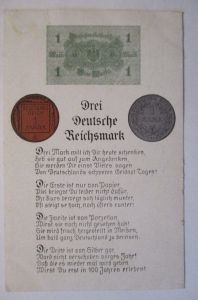 Frankreich Soldaten 121. Infanterie Division ID 1915 nach Wiesbaden (46624)