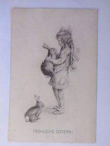 Marke Egemes, Ostern, Kinder, Mode, Hase,     1911 ♥ (62972)