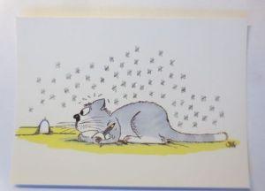 Cartoon Uli Stein,   60/46  ♥  (71513)