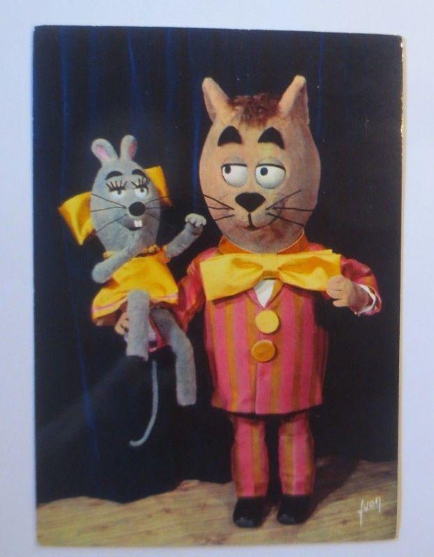 Kinderserie,  Minizup et Matouvu 1967      ♥  (66674)