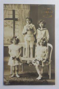 Namenstag, Kinder, Mode, Rosen, Matrose,   1914 ♥ (71971)