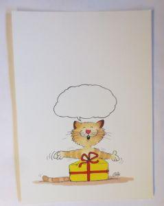 Cartoon, Uli Stein, Nr. 60/42, 1980 ♥ (71902)