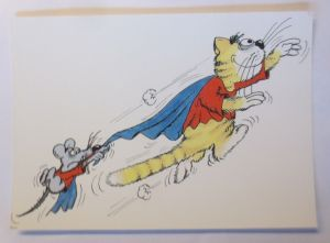 Cartoon, Uli Stein, Nr. 60/49, 1980 ♥ (71901)