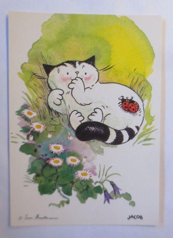Cartoon, Jacob, Sven Hartmann, 1983 ♥ (71849)