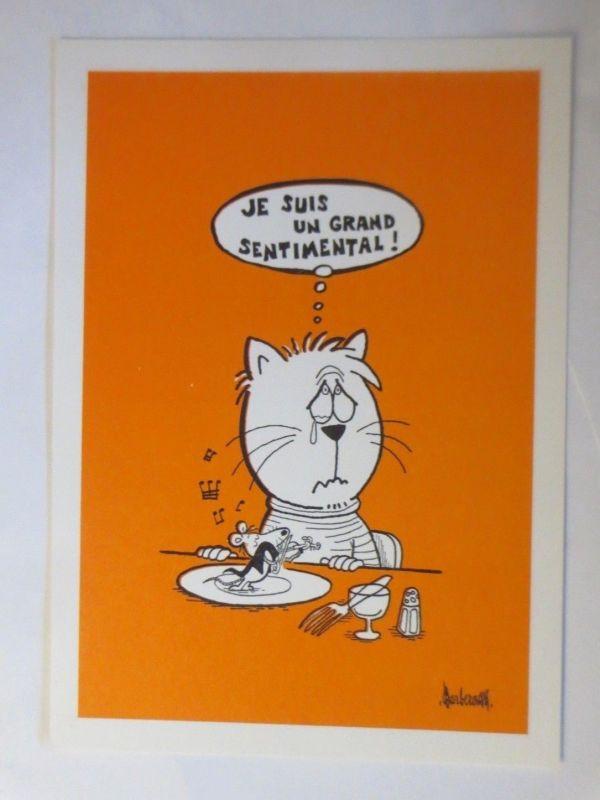 Katzen, Les Animaux de Barberousse,   1976 ♥ (71939)