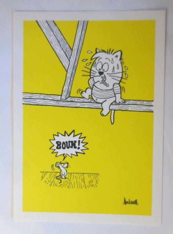 Katzen, Les Animaux de Barberousse,   1976 ♥ (71938)