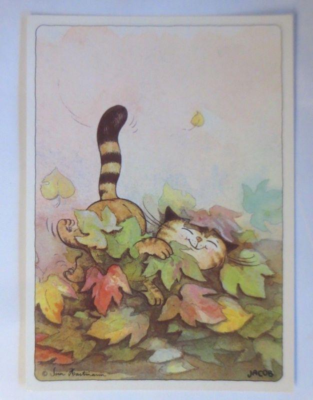 Cartoon, Jacob, Sven Hartmann, 1983 ♥ (71844)