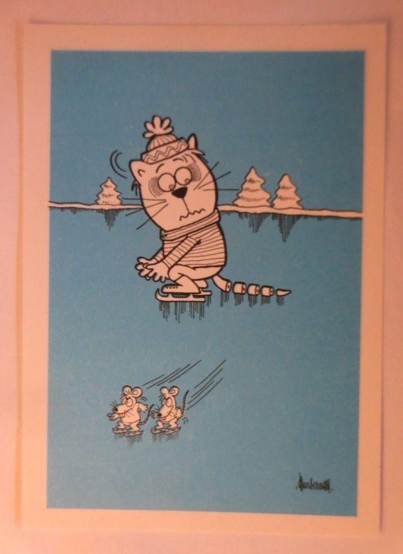 Katzen, Les Animaux de Barberousse,   1976 ♥ (71935)