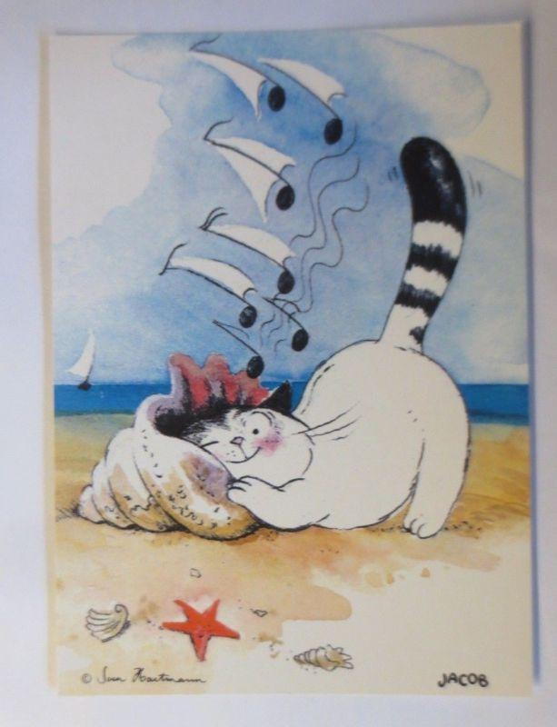 Cartoon, Jacob, Sven Hartmann, 1983 ♥ (71843)