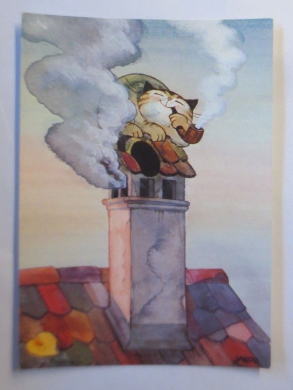 Cartoon, Jacob, Sven Hartmann, 1983 ♥ (71839)