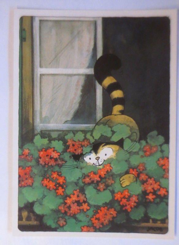 Cartoon, Jacob, Sven Hartmann, 1984 ♥ (71832)