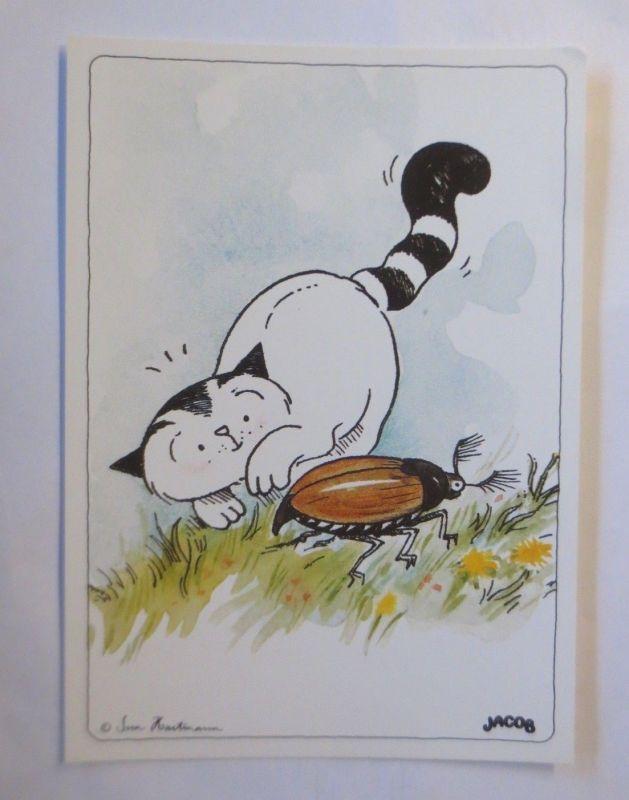 Cartoon, Jacob, Sven Hartmann, 1984 ♥ (71831)