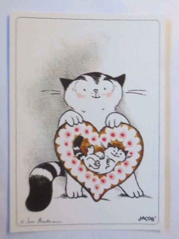 Cartoon, Jacob, Sven Hartmann, 1984 ♥ (71829)