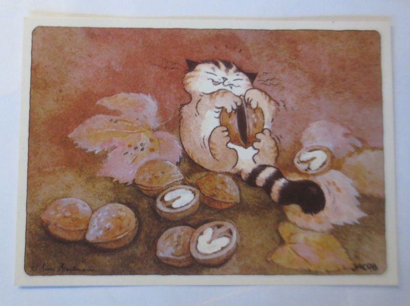 Cartoon, Jacob, Sven Hartmann,  1984 ♥ (71826)