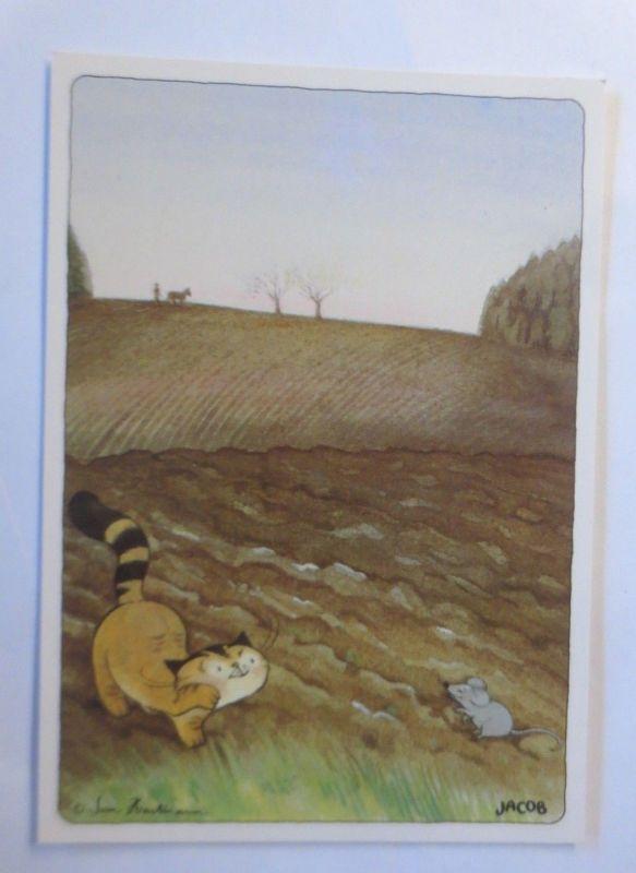 Cartoon, Jacob, Sven Hartmann,  1984 ♥ (71823)