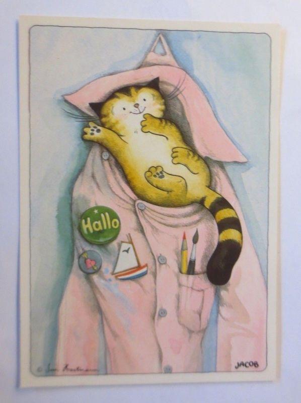 Cartoon, Jacob, Sven Hartmann,  1984 ♥ (71822)