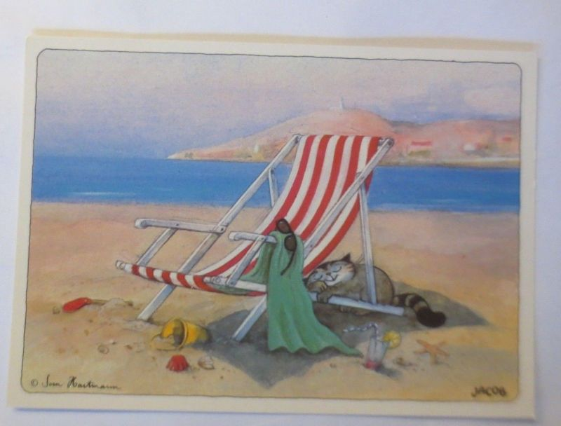 Cartoon, Jacob, Sven Hartmann,  1984 ♥ (71817)