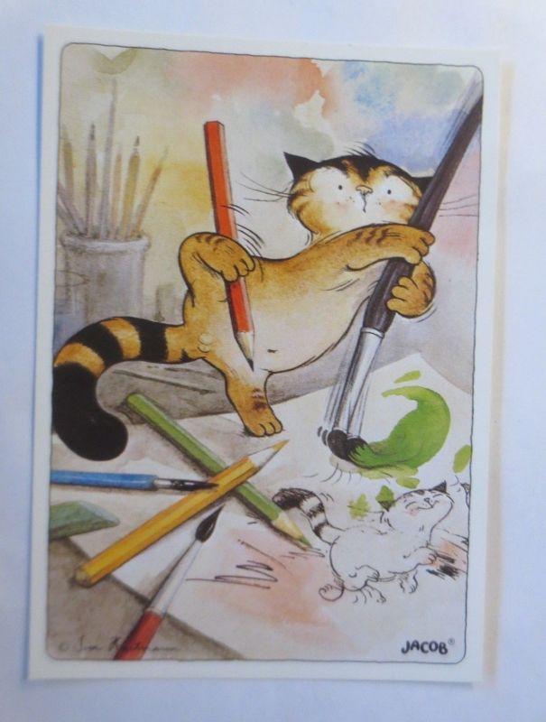 Cartoon, Jacob, Sven Hartmann,  1984 ♥ (71816)