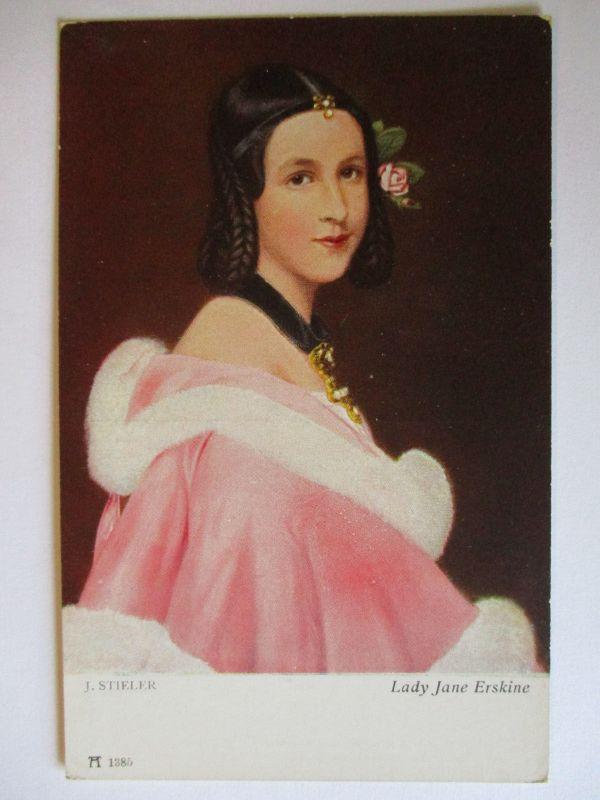 Schönheiten Galerie J.Stieler, Lady Jane Erskine (28857)