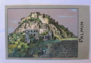 Palmin,  Serie 109, Bild 5. Berühmte Burgen, Der Hohentwiel bei Singen ♥ (985)
