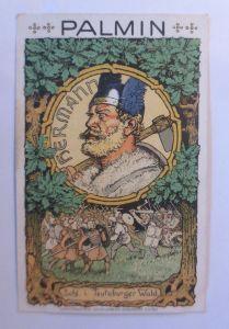 Palmin,  Serie 105, Bild 3.  Berühmte Feldherrn,Hermann ♥ (864)