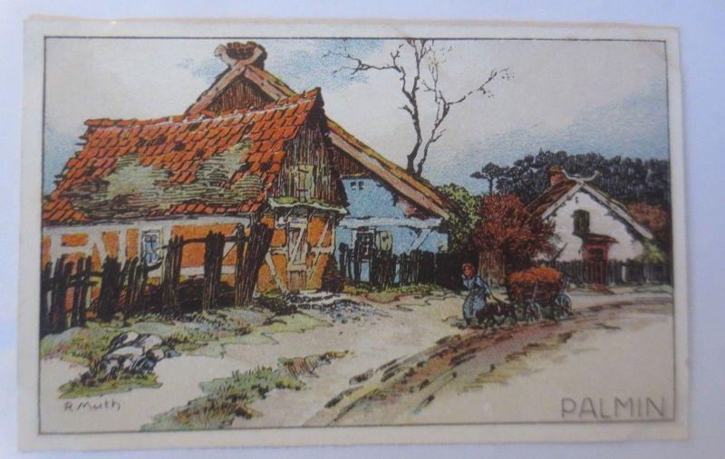 Palmin,  Serie 104, Bild 1. Das Deutsche Dorf, Mark Brandenburg  ♥ (776)