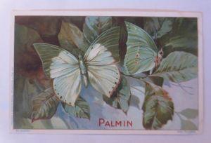 Palmin,  Serie 102, Bild 2. Nachahmer-Schmetterlinge   ♥ (685)