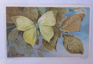Palmin,  Serie 102, Bild 3. Nachahmer-Schmetterlinge   ♥ (642)